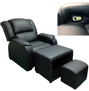4590 Foot Reflexology Chair