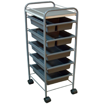 78A Hair Working Trolley (Grey)
