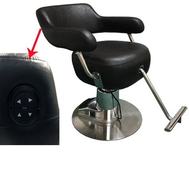 989EB1 Electric Hairstyling Chair (Fully Auto)